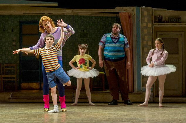 Billy Elliot Tour