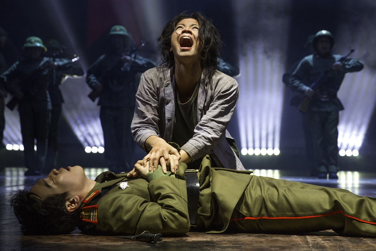Miss Saigon returns to Manchester!