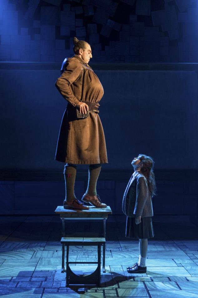 Royal Shakespeare Company's Matilda The Musical. Credit Manuel Harlan MAT 09.09.16-253 Small