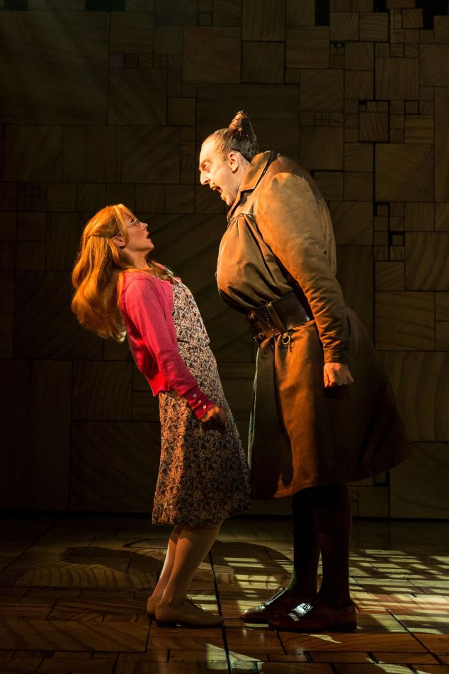 Royal Shakespeare Company's Matilda The Musical. Credit Manuel Harlan MAT 11.09.15-99
