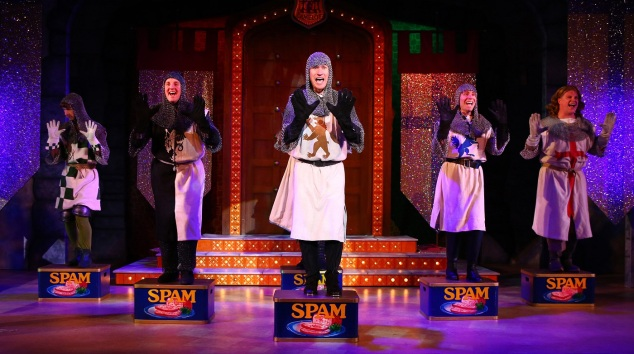 Selladoor Productions present Monty Pythons Spamalot