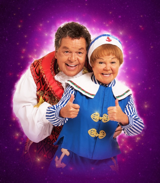 The Krankies Panto Promo Image