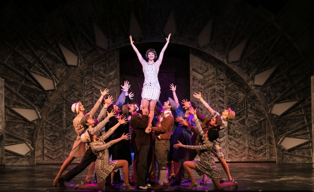 TMM - Joanne Clifton as Millie and Company (c) Darren Bell - Copy