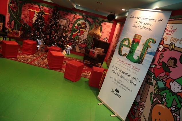 Elf launch