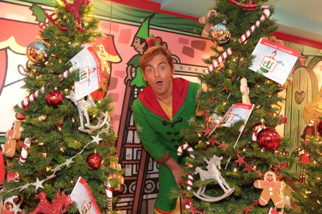 Elf The Musical Opening Night