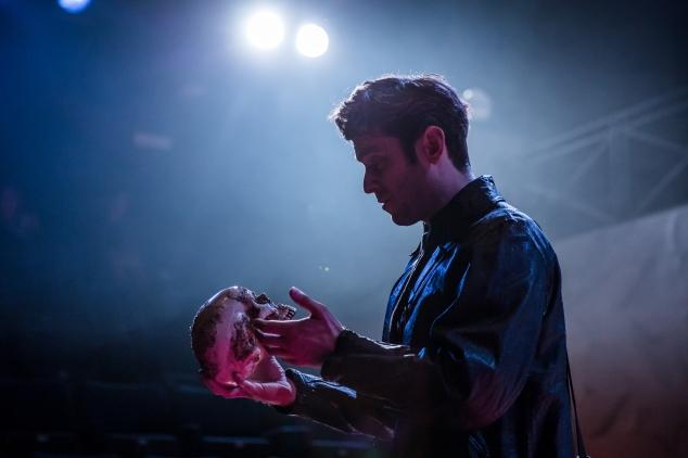 Hamlet Production Photos Photo Credit : The Other Richard