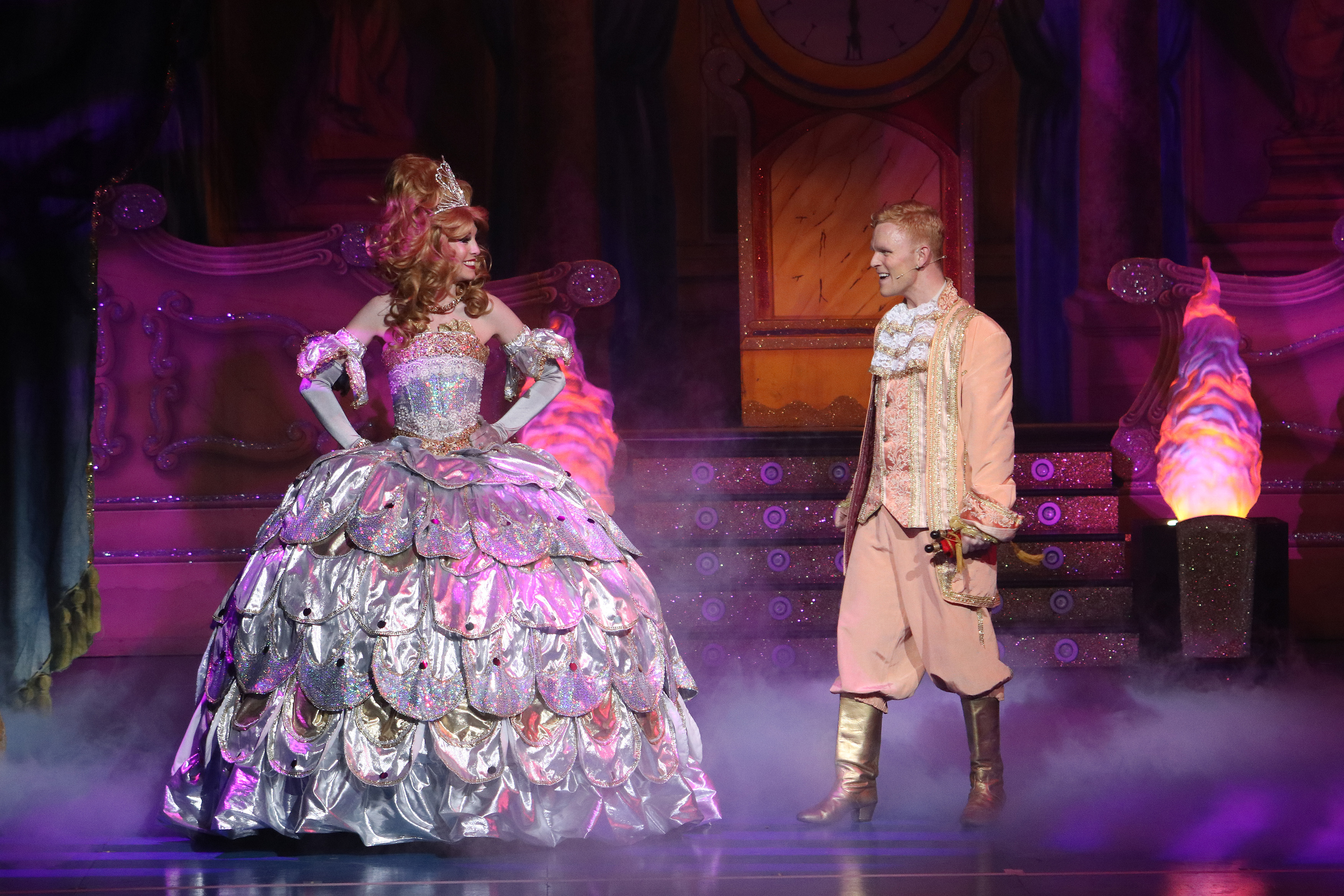 Cinderella Image 10 - Credit David Munn Photograph