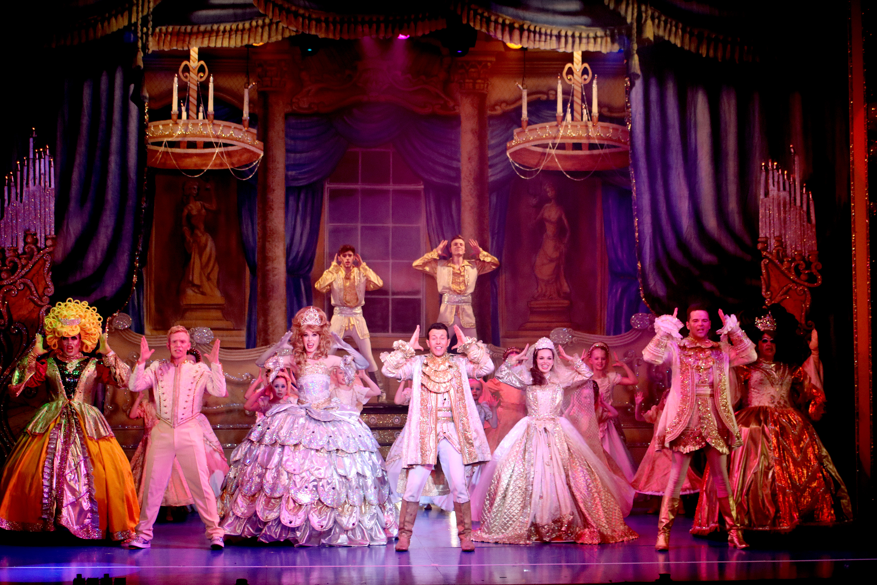Cinderella Image 11 - Credit David Munn Photograph