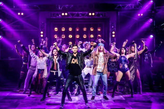 Rock of Ages UK Tour ©The Other Richard