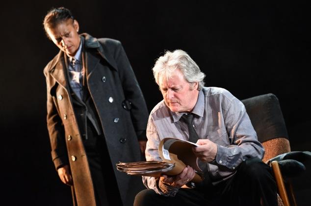 Rebus_Cathy Tyson as Siobhan Clarke & Charles Lawson as Rebus_c Robert Day (2)