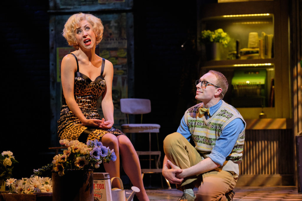 Little Shop of Horrors at Storyhouse, Chester, 2019
