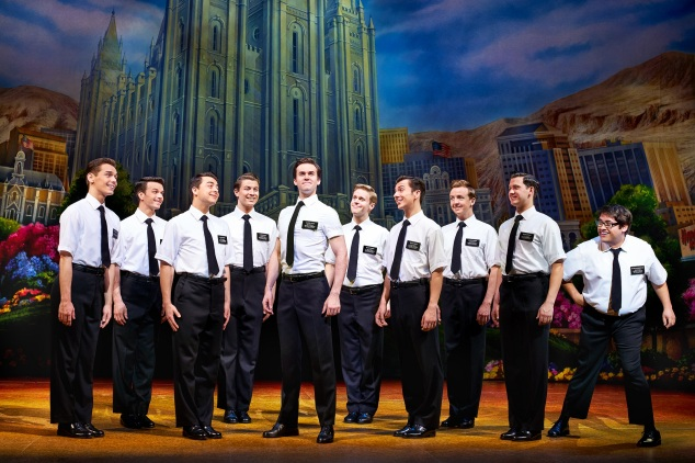10-The-cast-of-The-Book-of-Mormon-Manchester-Palace-Theatre-Credit-Paul-Coltas
