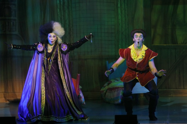 Beauty and the Beast Production Image (2) - credit David Munn Photography