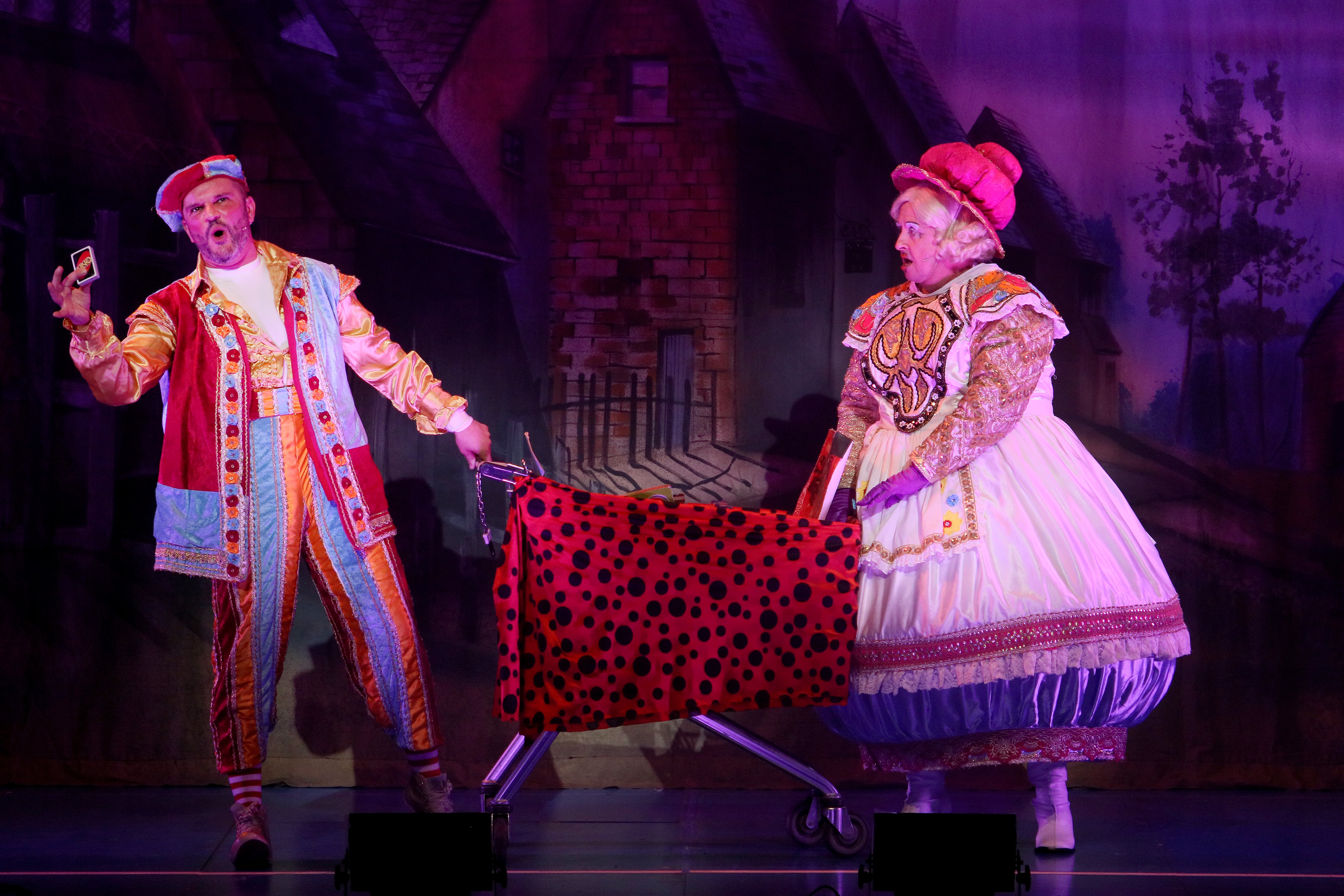 Beauty and the Beast Production Image (5) - credit David Munn Photography